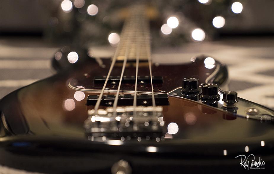 Ray Camello: Fender Jazz Bass
